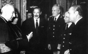 Pio Laghi-Videla-Gualtieri