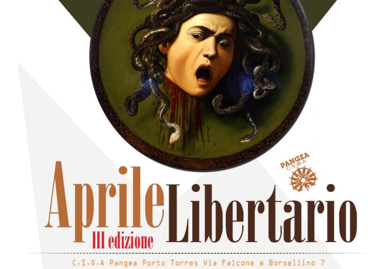 aprile libertario -PANGEA