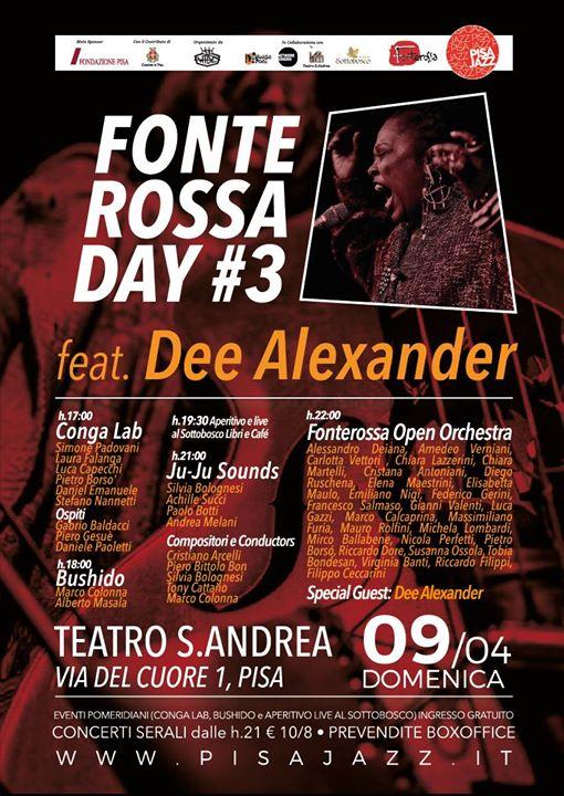 Fonterossa day