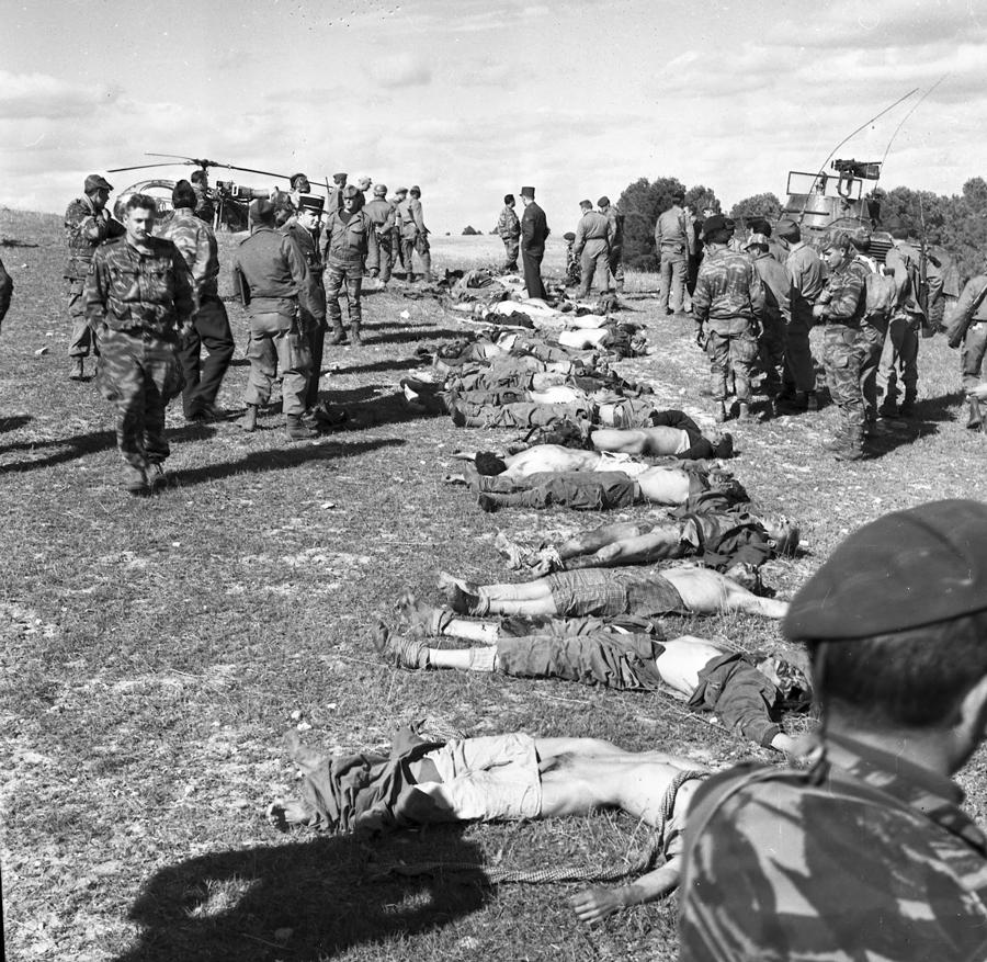 8 Maggio 1945 - massacri coloniali in Algeria.